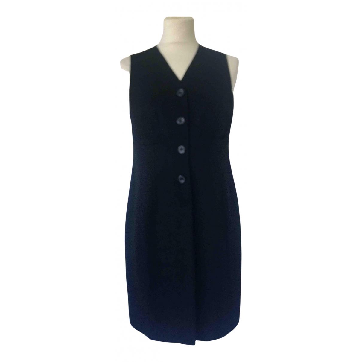 Dries Van Noten N Black Wool Knitwear for Women 38 FR
