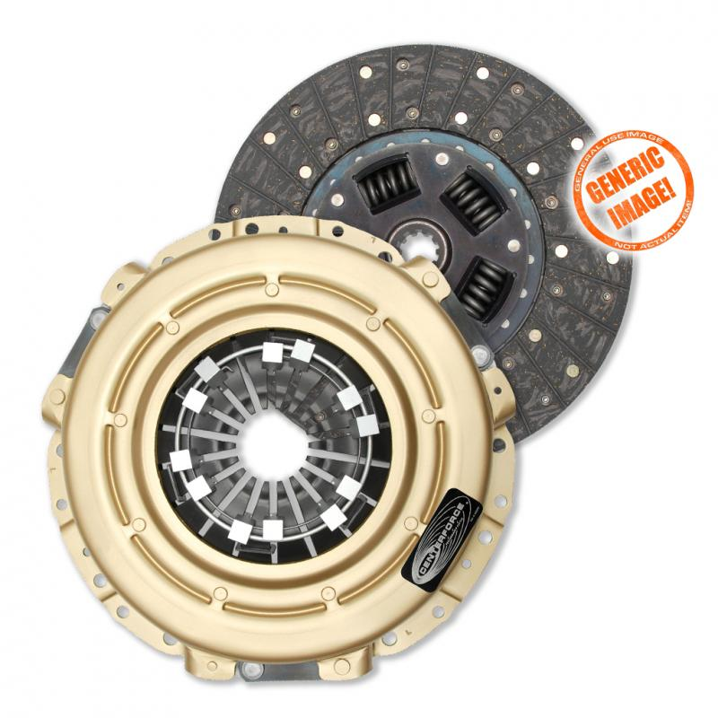 Centerforce CF035547(R) I, Clutch Pressure Plate and Disc Set Nissan Stanza 1992 2.4L 4-Cyl Manual