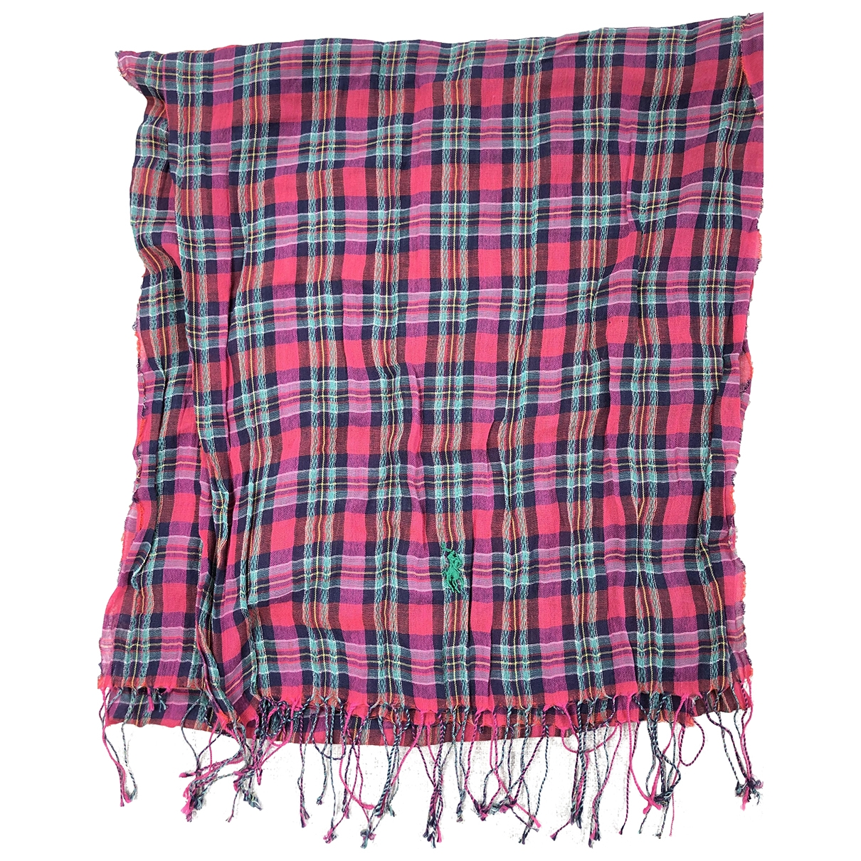 Ralph Lauren \N Multicolour Cotton scarf for Women \N