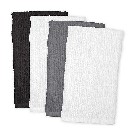 Design Imports 4-pc. Kitchen Towel, One Size , Multiple Colors