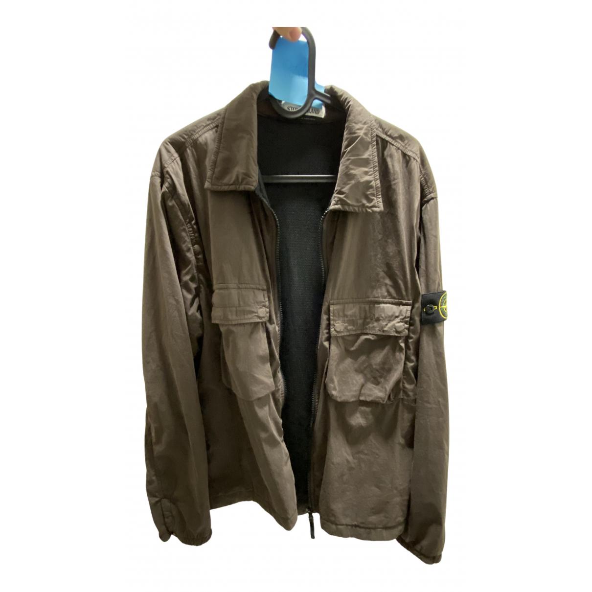 Stone Island N Brown jacket  for Men L International