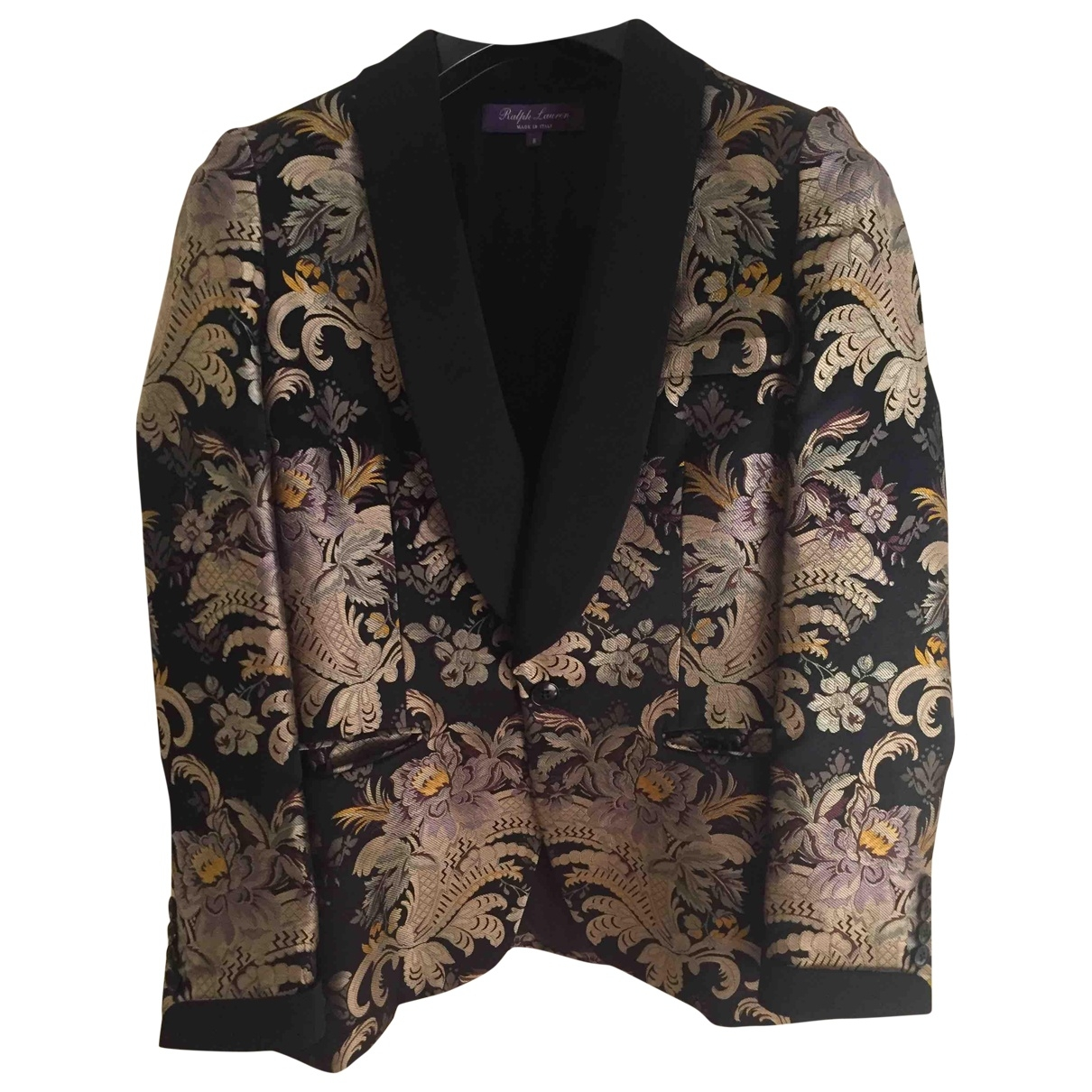 Ralph Lauren Collection \N Multicolour Silk jacket for Women 38 FR