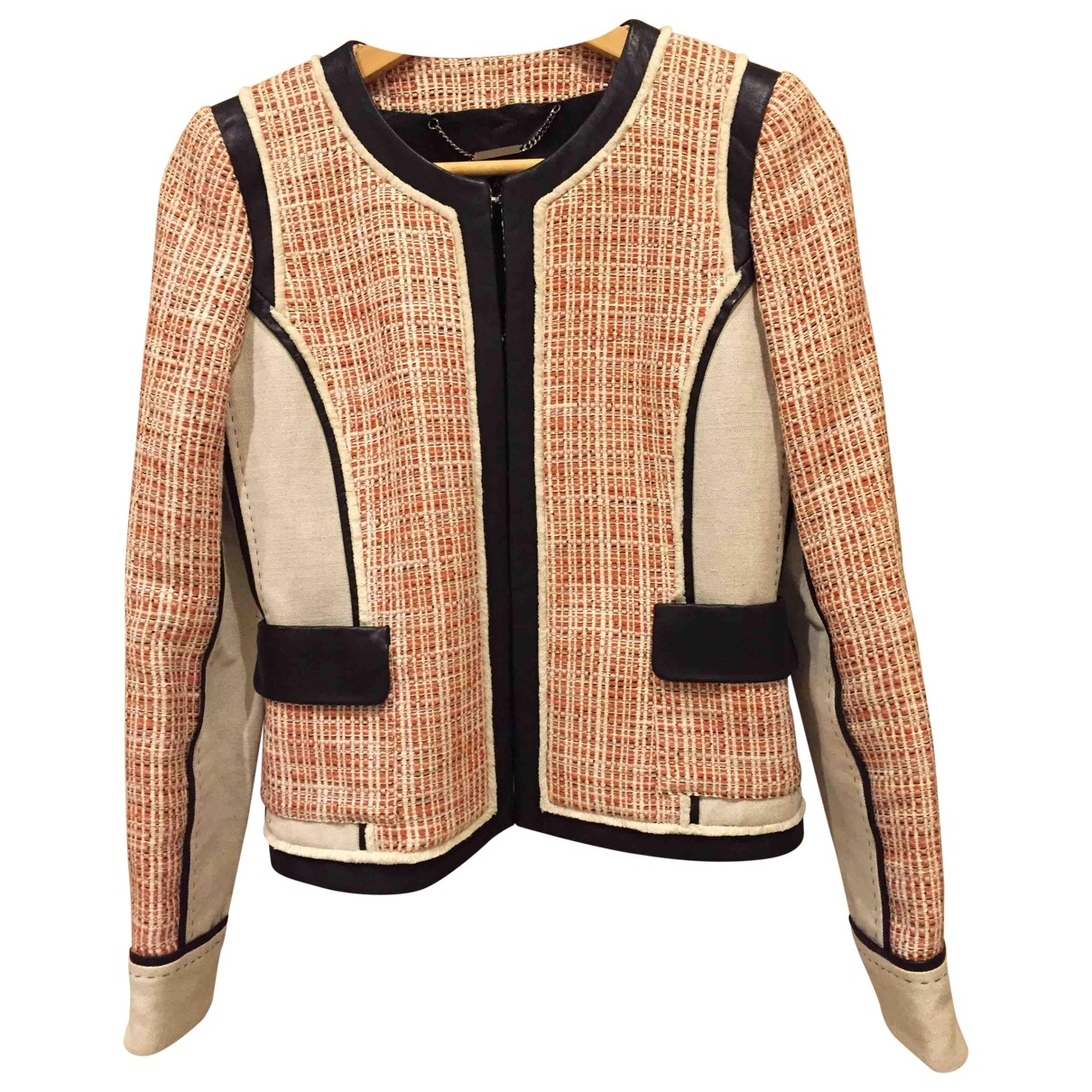 Barbara Bui \N Multicolour Cotton jacket for Women 38 FR