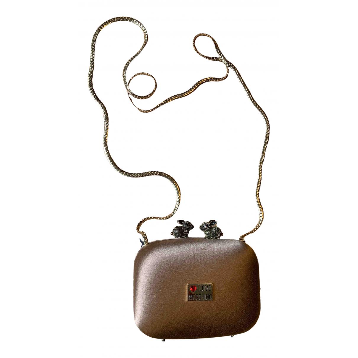 Moschino Love N Beige handbag for Women N