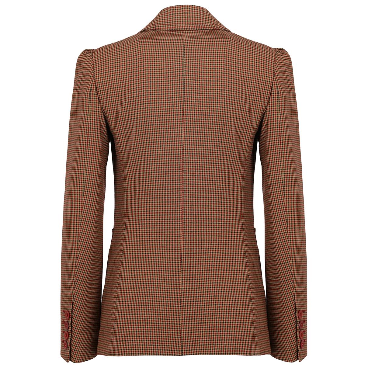 Chloé \N Brown jacket for Women 40 FR
