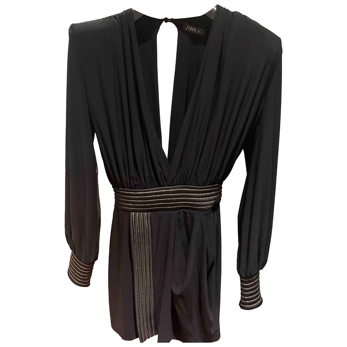 Zhivago - Robe   pour femme - noir