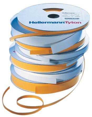 HellermannTyton TLFX Cable Marker Yellow