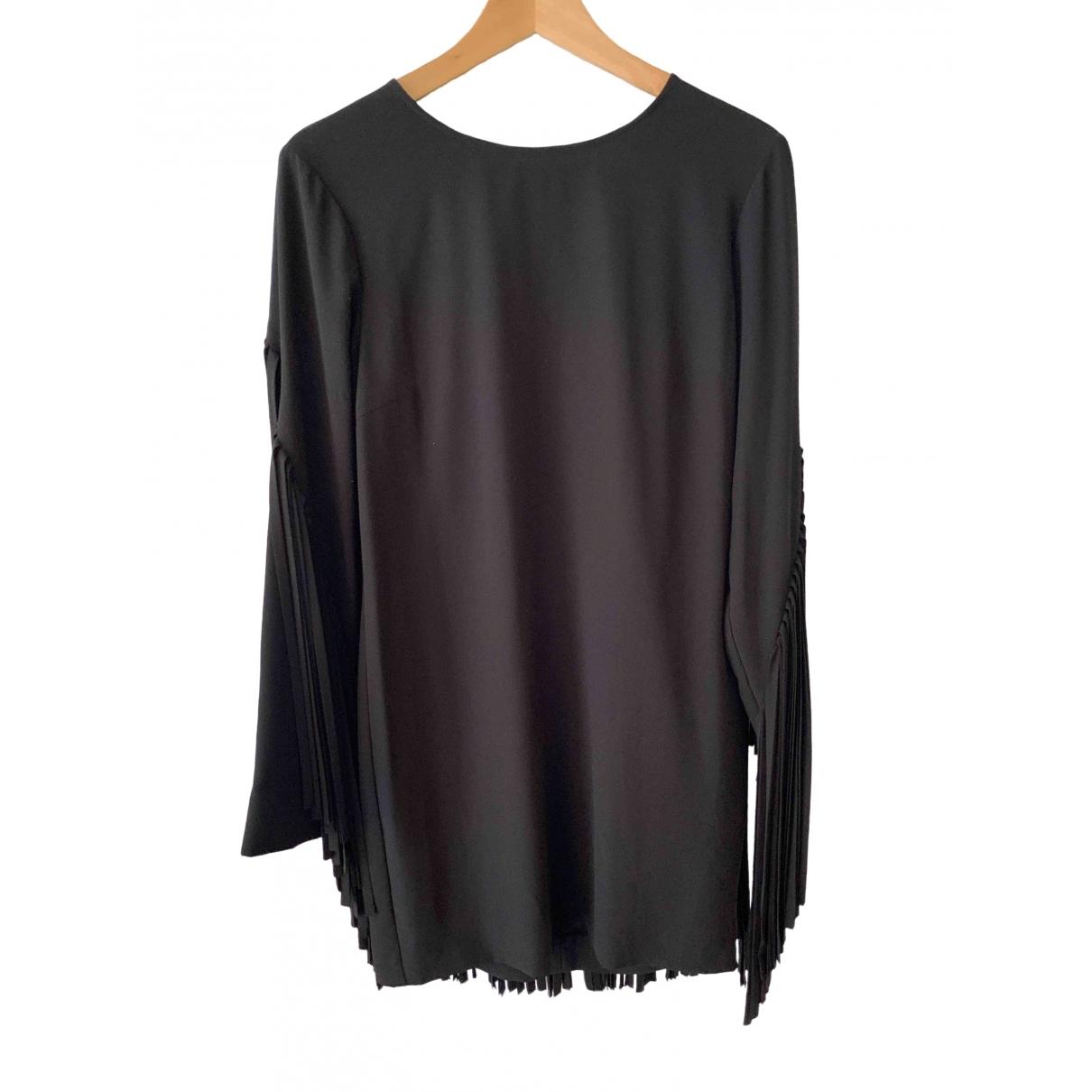 Dkny \N Kleid in  Schwarz Polyester