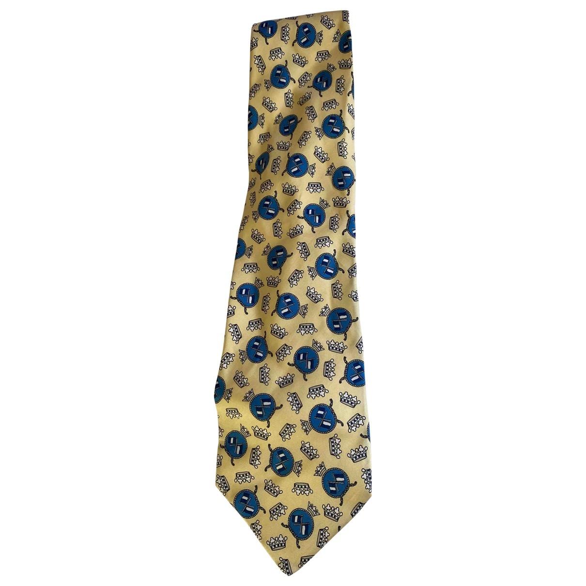 Fendi \N Krawatten in Seide