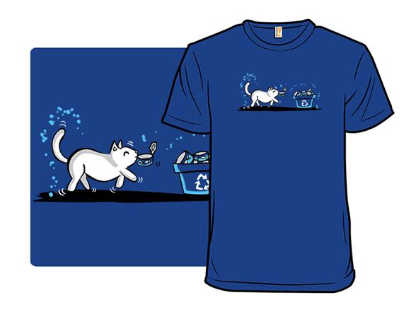 The Joy Of Recycling T Shirt