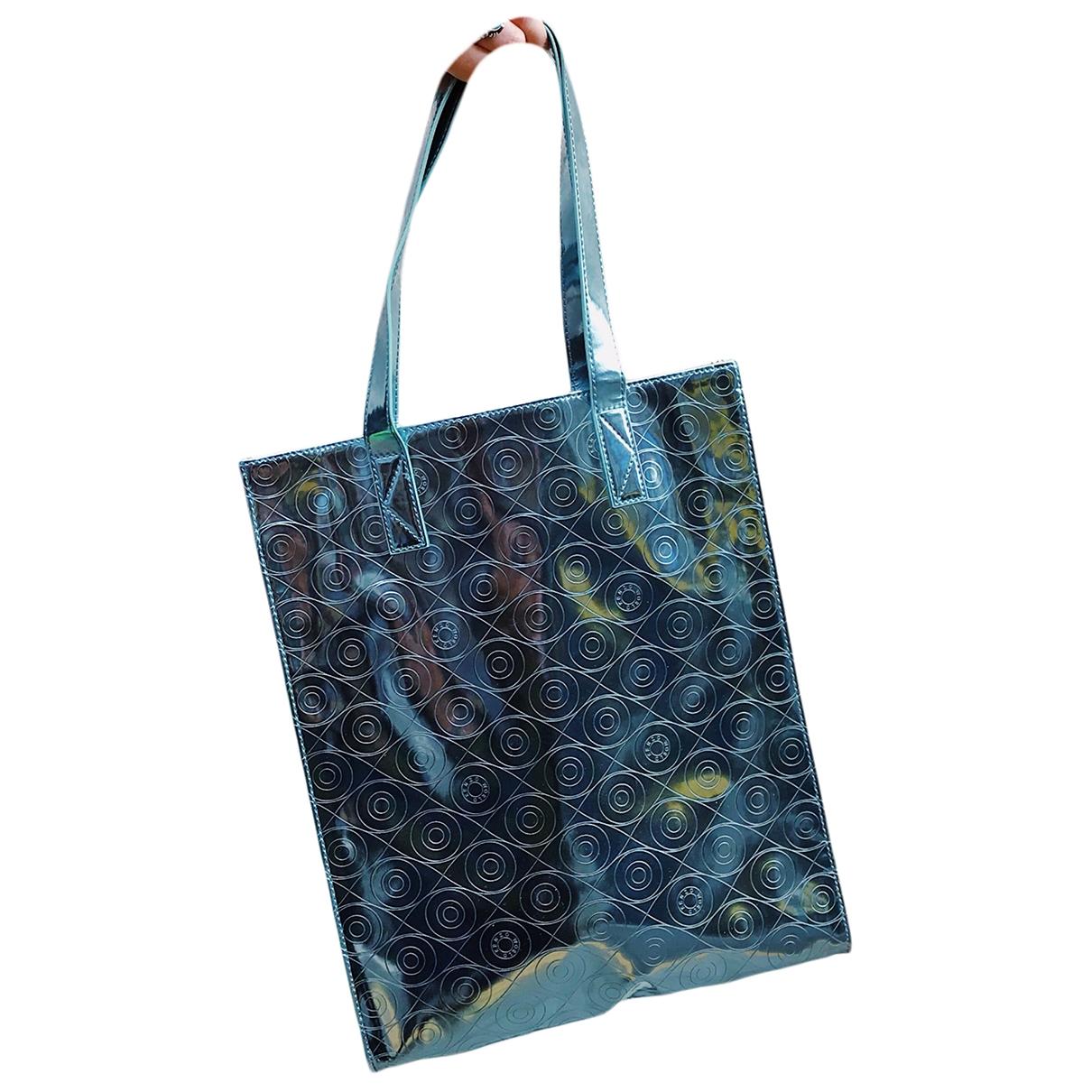 Kenzo \N Handtasche in  Metallic Kunststoff