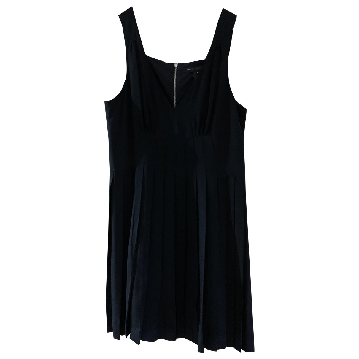 Marc By Marc Jacobs \N Black Silk dress for Women 8 US