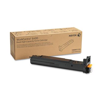 Xerox 106R01316 cartouche de toner originale noire haute capacité