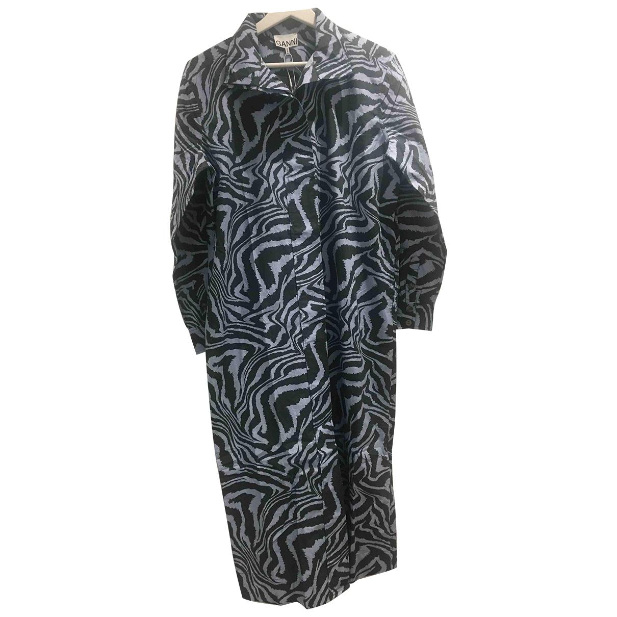 Ganni Spring Summer 2020 Kleid in Baumwolle
