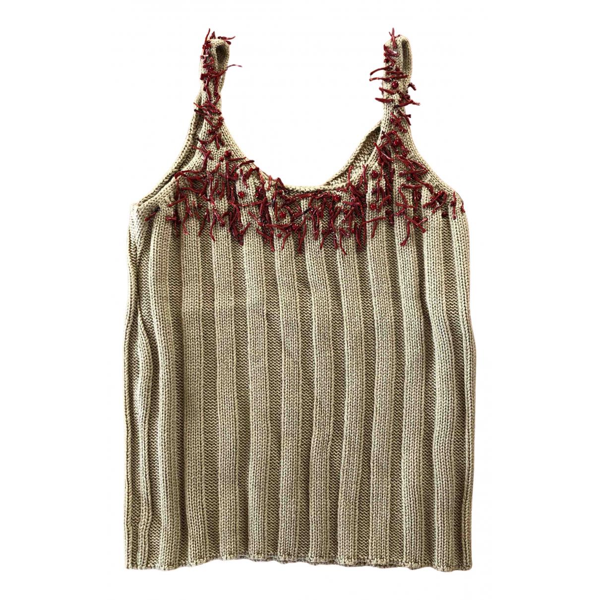Camiseta sin mangas de Lana Gianni Versace