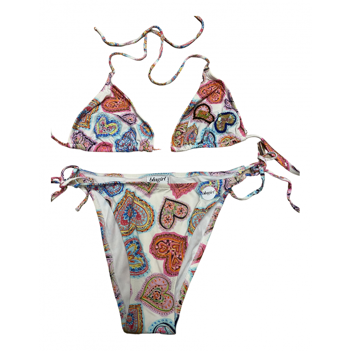 Blumarine N Lycra Swimwear for Women 42 IT