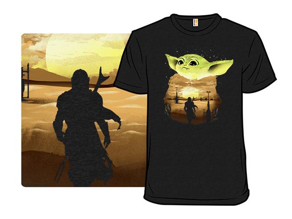 Adorable Sunset Remix T Shirt