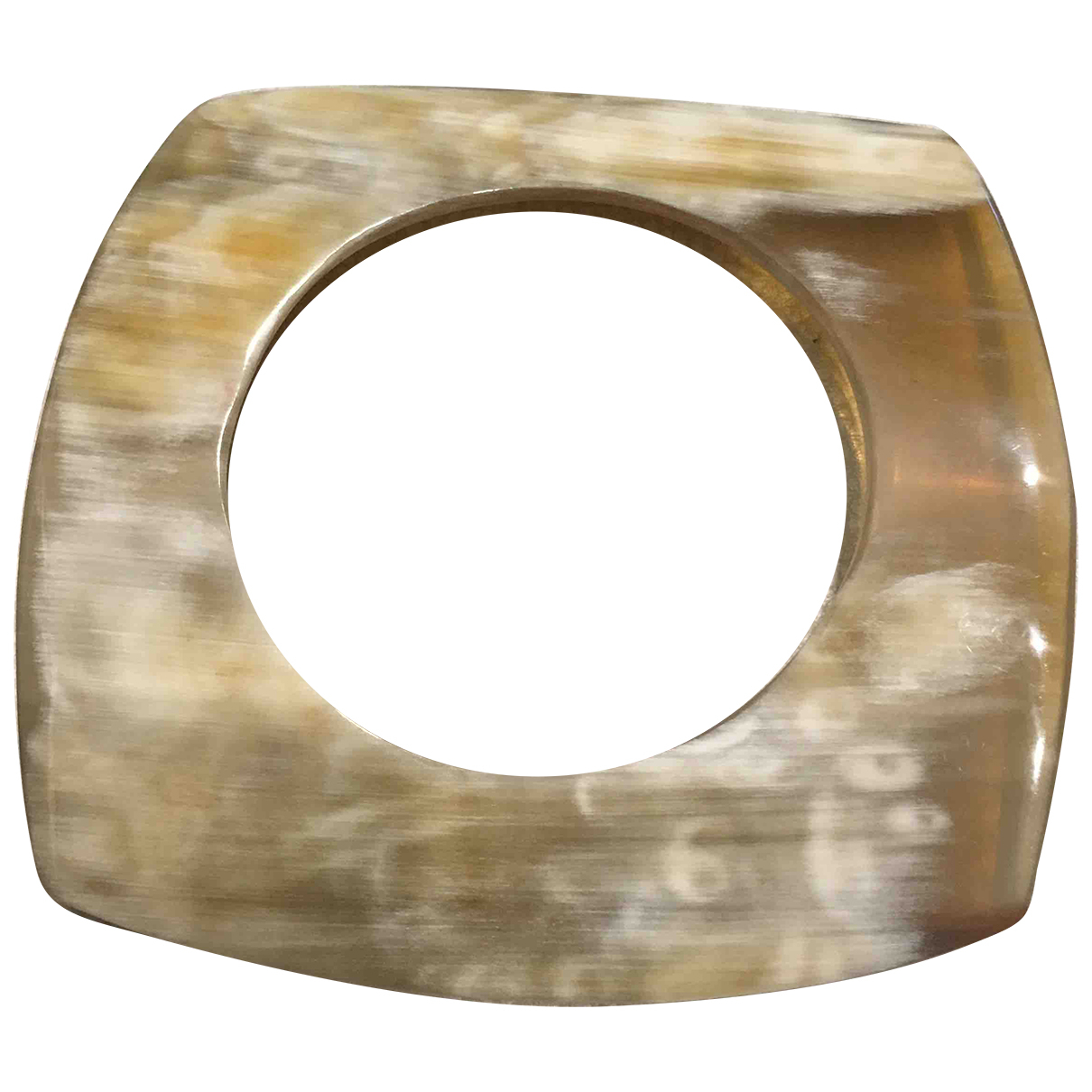 Non Signe / Unsigned \N Armband in Horn