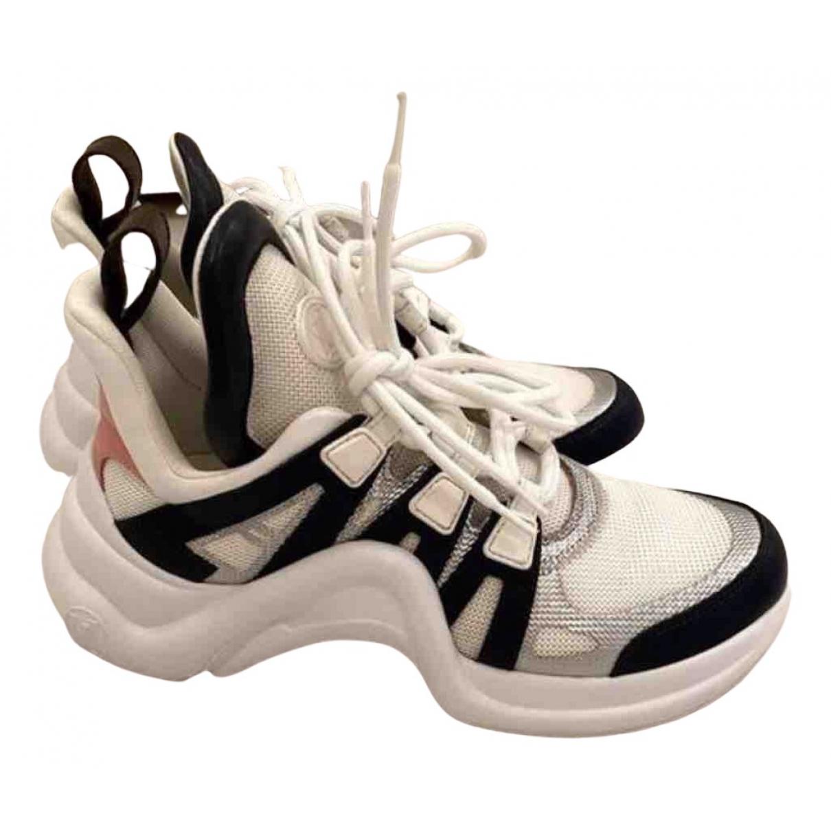 Louis Vuitton Archlight Sneakers in  Bunt Leder