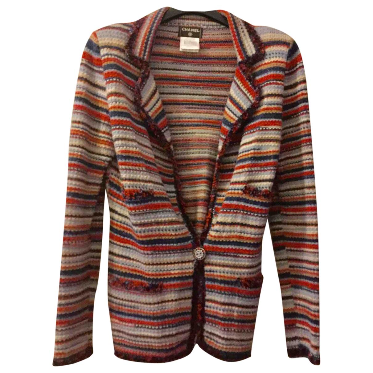 Chanel \N Multicolour Wool Knitwear for Women 40 FR