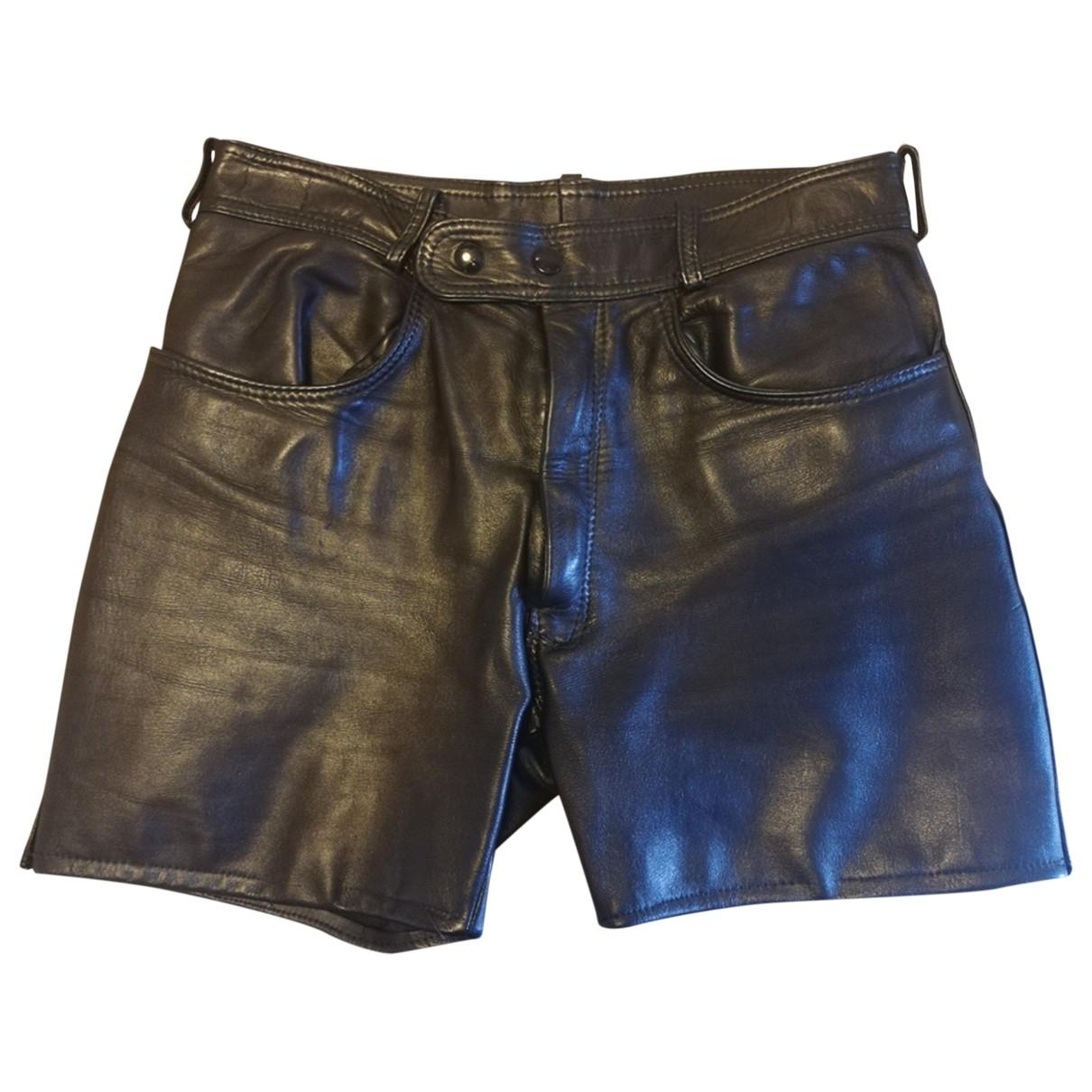 - Short   pour homme en autre - noir