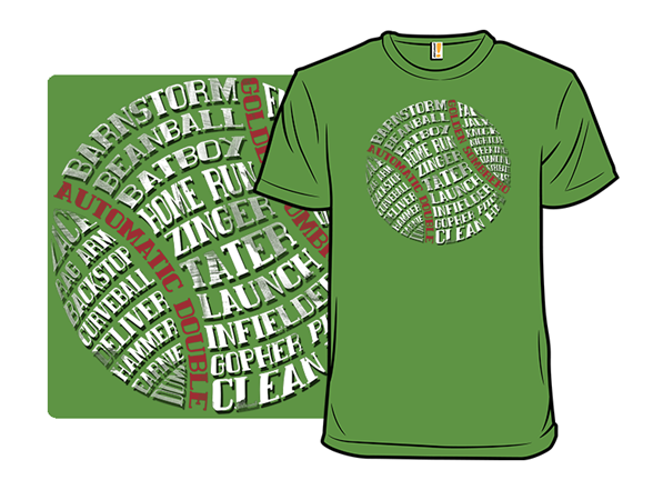 Textball Iv T Shirt
