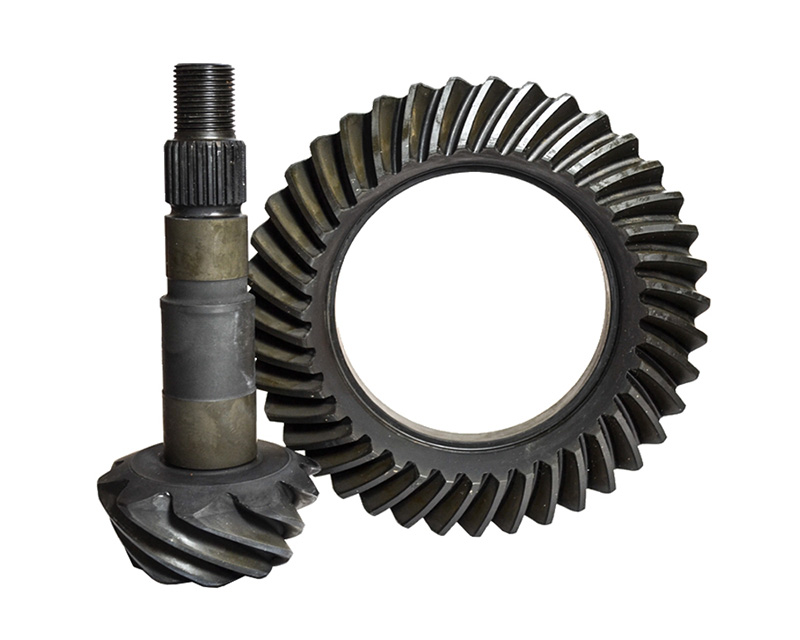 Chrysler 7.25 Inch 3.55 Ratio Ring And Pinion Nitro Gear and Axle