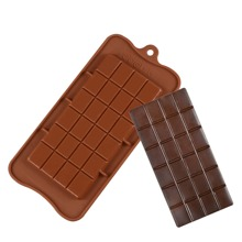 1 Stueck Silikon Schokoladenform