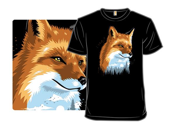 Fox Forest T Shirt