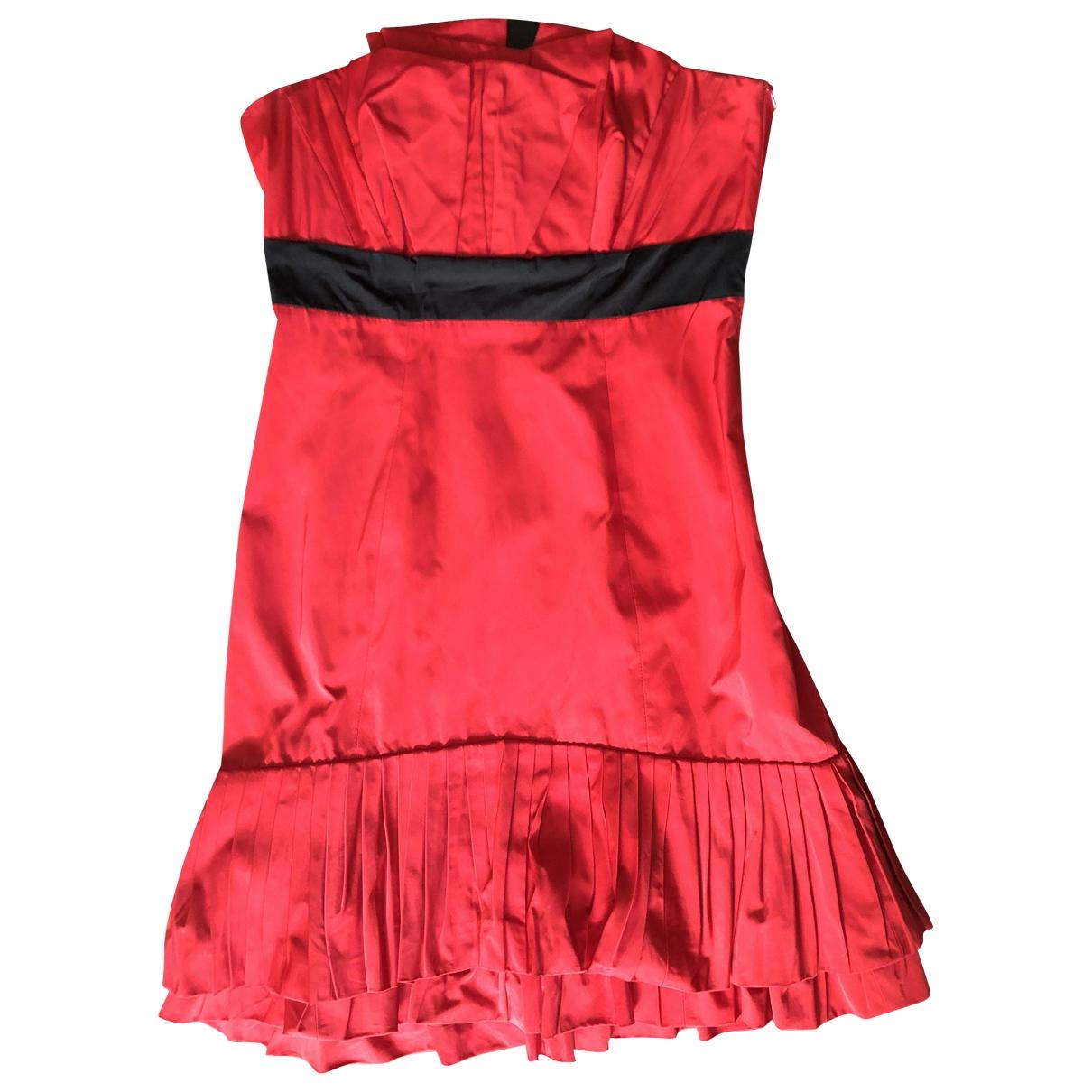 Karen Millen \N Red dress for Women 40 FR
