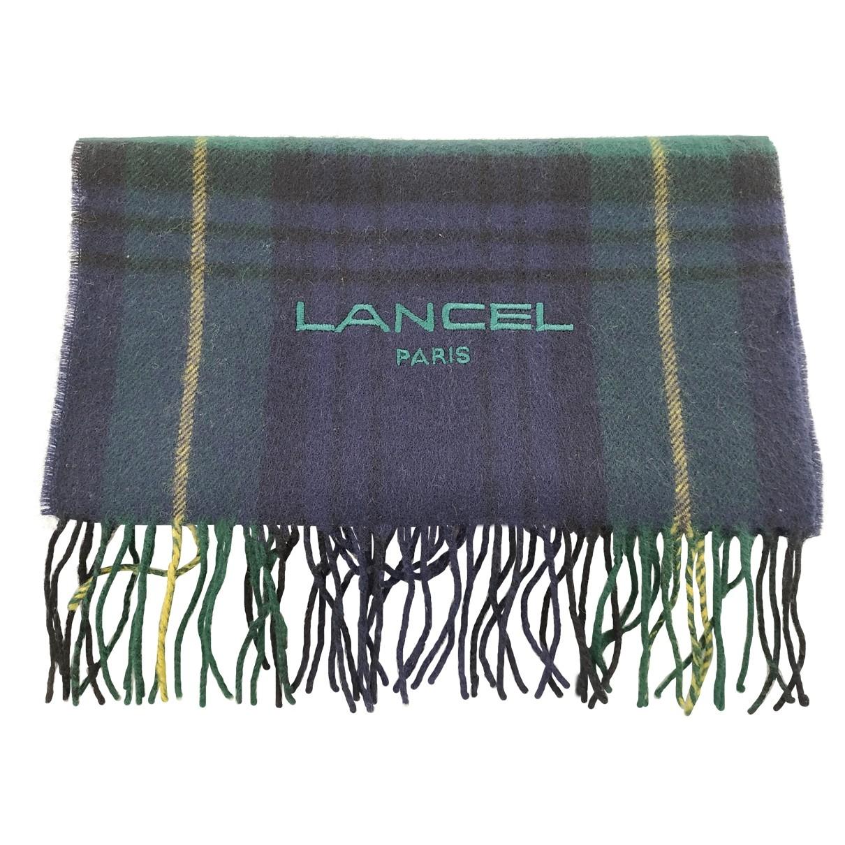 Lancel \N Wool scarf for Women \N
