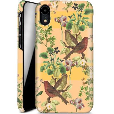 Apple iPhone XR Smartphone Huelle - Vintage Botanic von Zala Farah