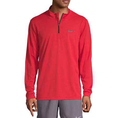 Nike Mens Superset Quarter-Zip Pullover, Xx-large , Pink