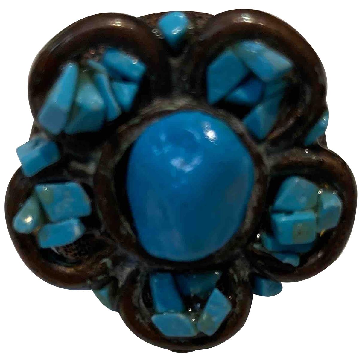 Mandragora Jewelry \N Ring in  Bunt Metall