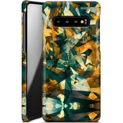Samsung Galaxy S10 Smartphone Huelle - Raw Texture von Danny Ivan