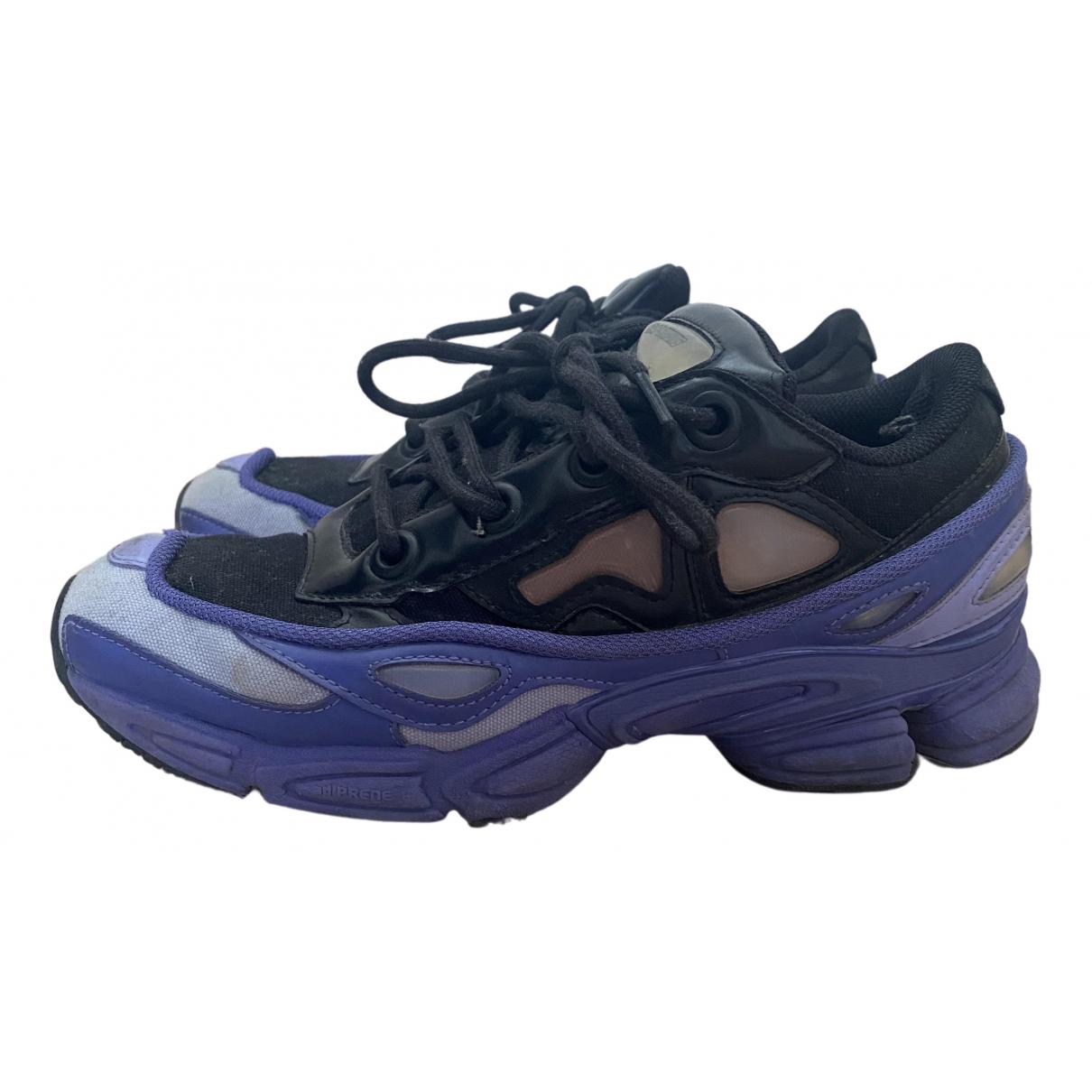 Adidas X Raf Simons RS Ozweego Purple Cloth Trainers for Women 6 UK