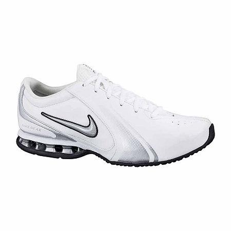 Nike Reax III Mens Training Shoes, 9 1/2 Medium, White