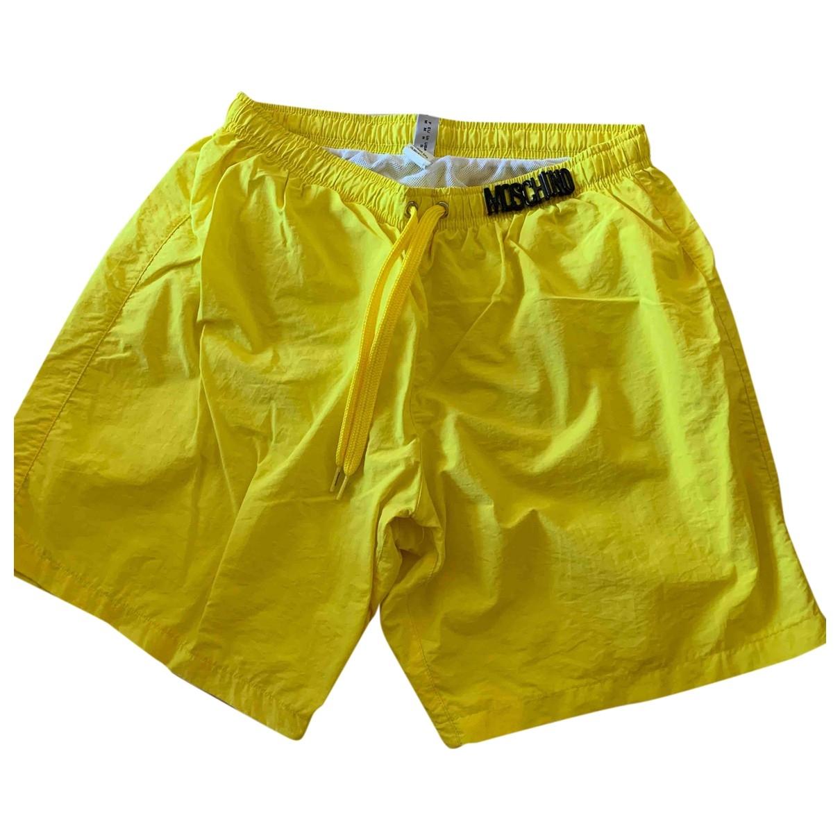 Moschino - Bain   pour homme - jaune