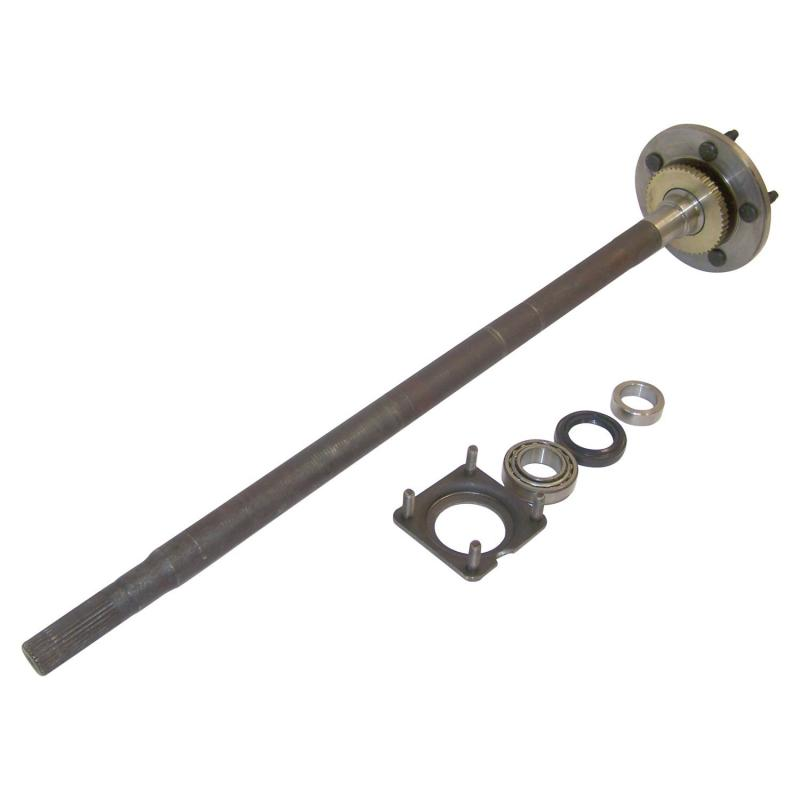 Crown Automotive 5012821AA Jeep Replacement Left Axle Shaft Assembly for 99/04 WJ, WG Grand Cherokee w/ Dana 35 Rear Axle Jeep Grand Cherokee Rear Lef