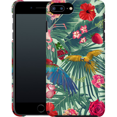 Apple iPhone 8 Plus Smartphone Huelle - Tropic Fun von Mark Ashkenazi