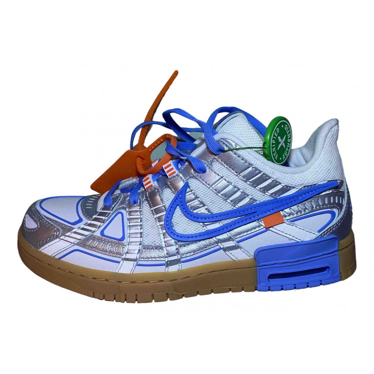 Nike X Off-white - Baskets Rubber Dunk pour homme en autre - gris
