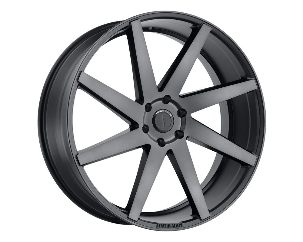 Status Brute Wheel 26x10 6x135 30mm Carbon Graphite