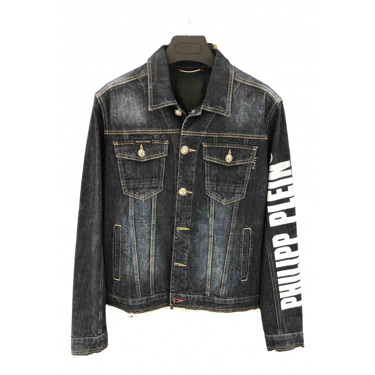 Philipp Plein N Cotton jacket  for Men L International