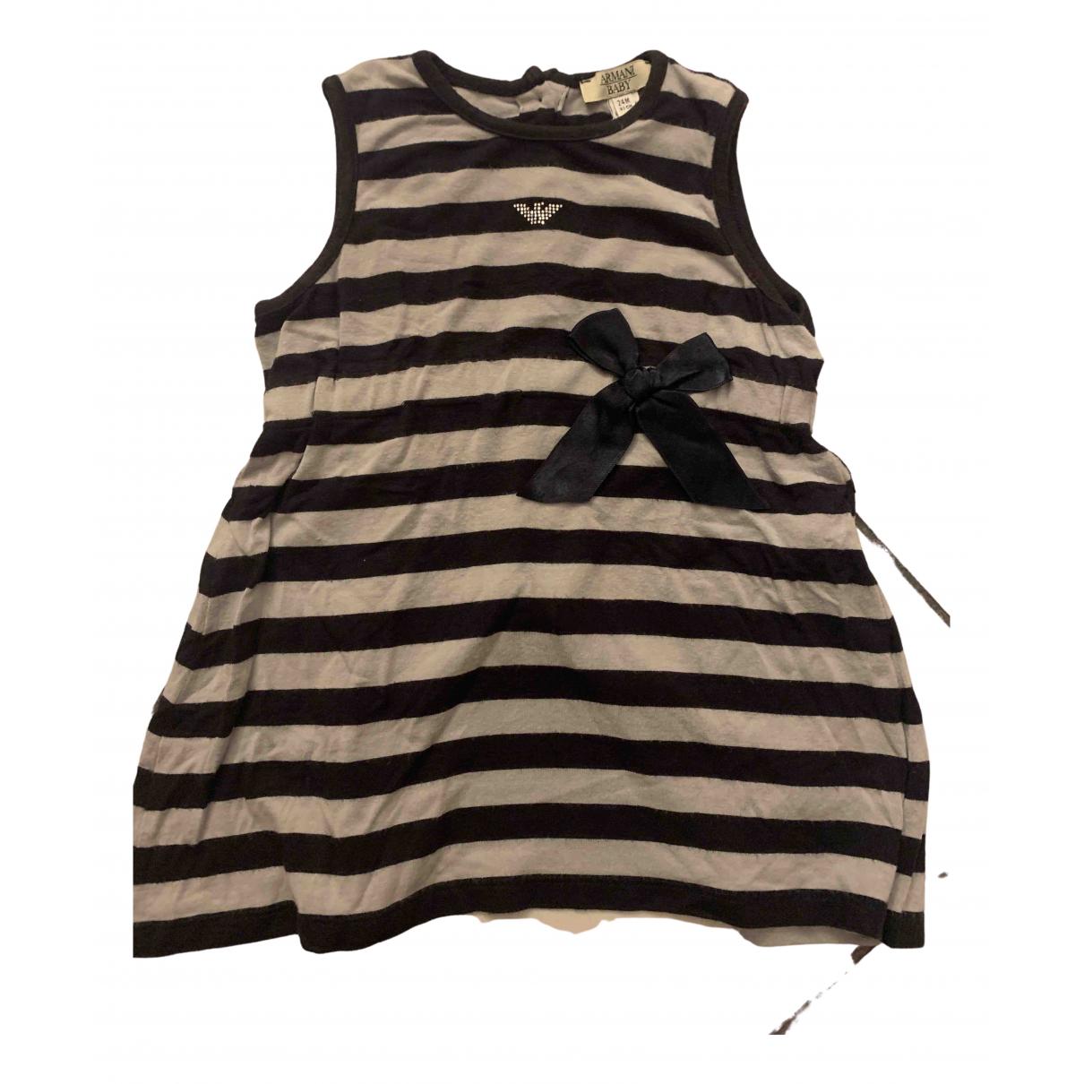 Armani Baby \N Kleid in  Bunt Baumwolle