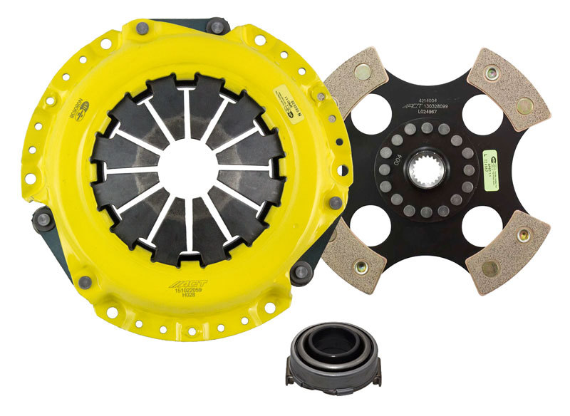 ACT HC9-HDR4 HD/Race Rigid 4 Pad Clutch Kit Honda Civic 06-15