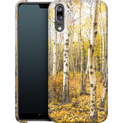 Huawei P20 Smartphone Huelle - Fallen Leaves  von Joy StClaire