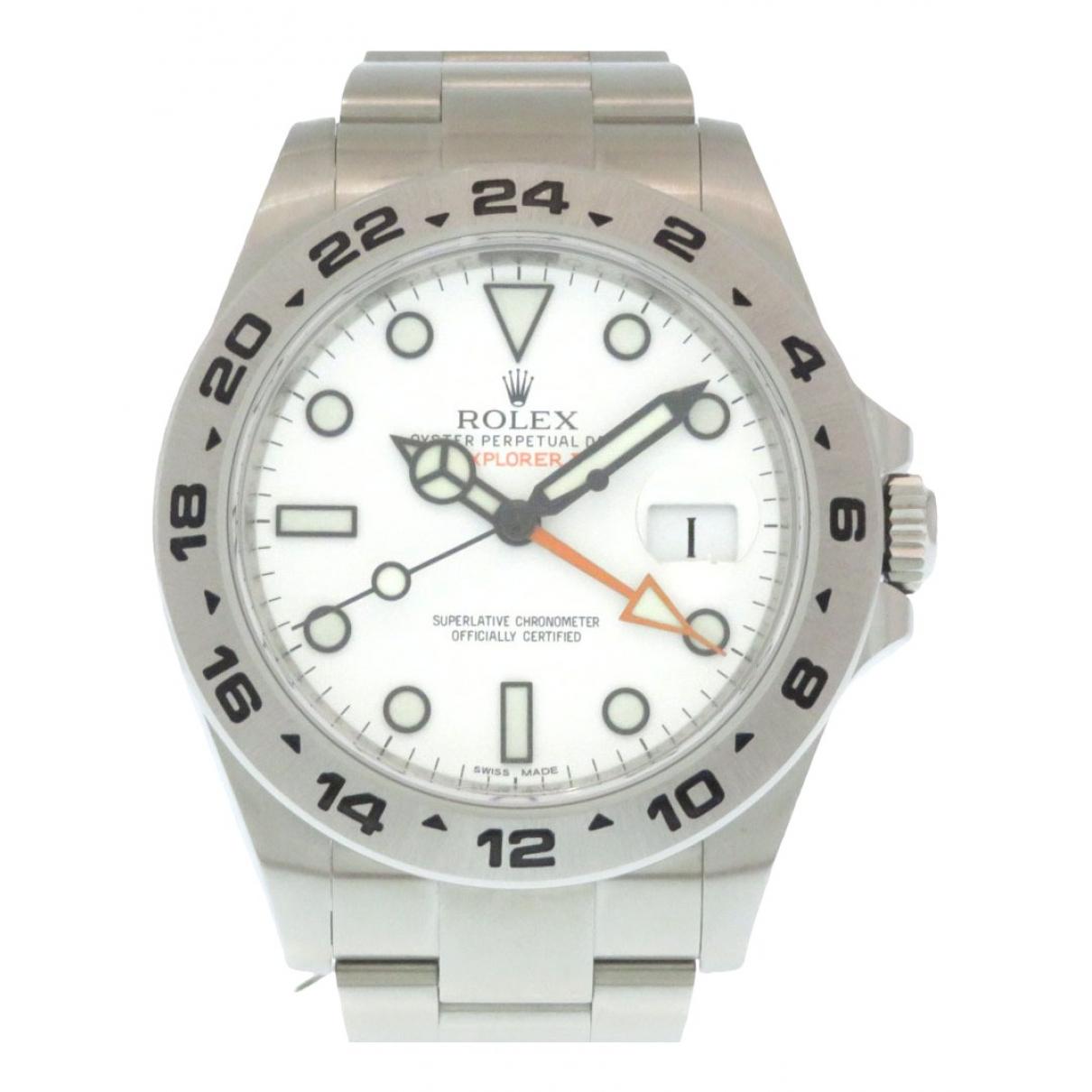 Relojes Explorer II 42mm Rolex