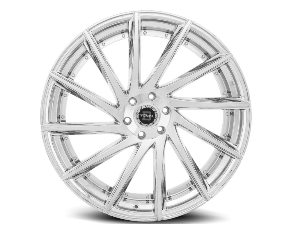 Blade BRVT-457 Tundra Wheel 22x8.5 5x114.3 35mm Chrome