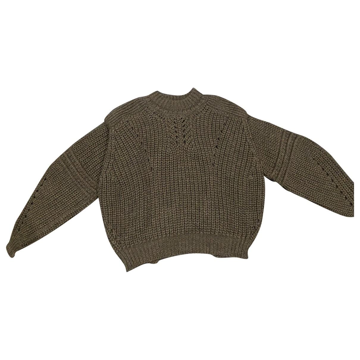 Isabel Marant \N Green Wool Knitwear for Women 36 FR