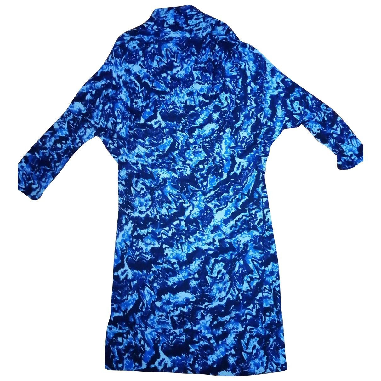 Balenciaga \N Blue dress for Women 36 FR